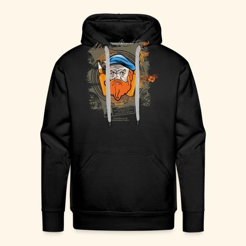 Malthead Whisky T Shirt - Männer Premium Hoodie