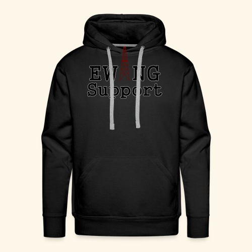 Ewing Support - Men's Premium Hoodie