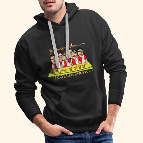 Kameraden Feyenoord - Mannen Premium hoodie