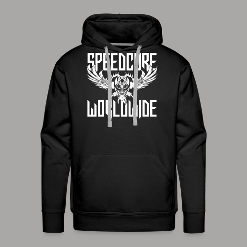 Speedcore Worldwide 2K19 - Männer Premium Hoodie