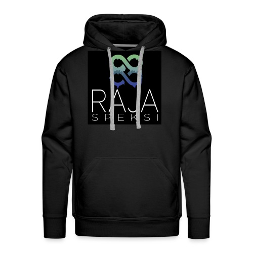 RajaSpeksin logo - Miesten premium-huppari