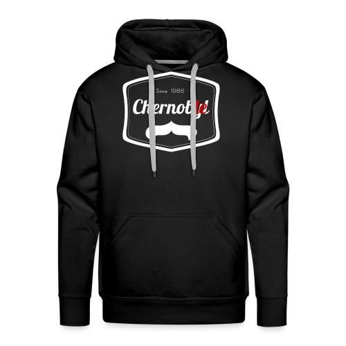Chernoble - Sweat-shirt à capuche Premium pour hommes