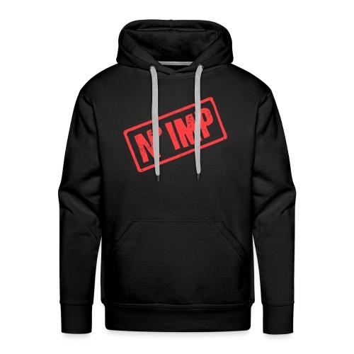 DEFAKATOR - N'IMP ! - Sweat-shirt à capuche Premium pour hommes