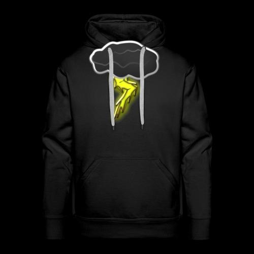 Blitzschlag - Männer Premium Hoodie