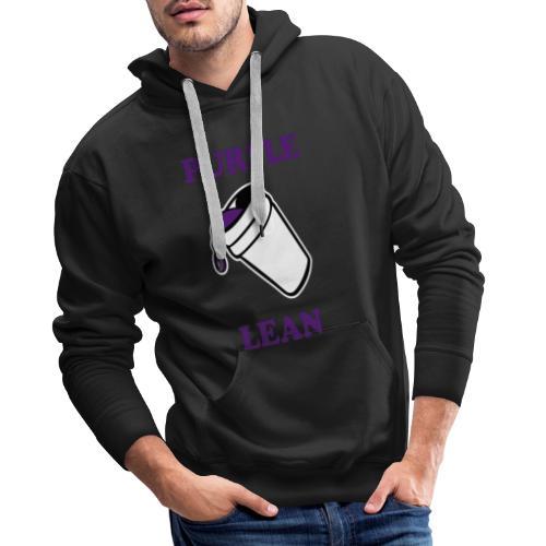 Yencli Lean - Sweat-shirt à capuche Premium pour hommes