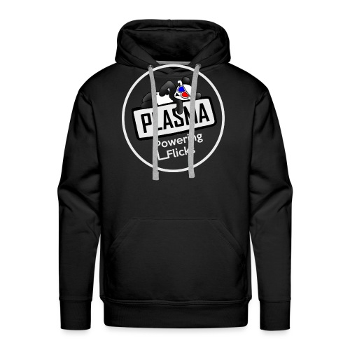Plamsa Logga - Premiumluvtröja herr