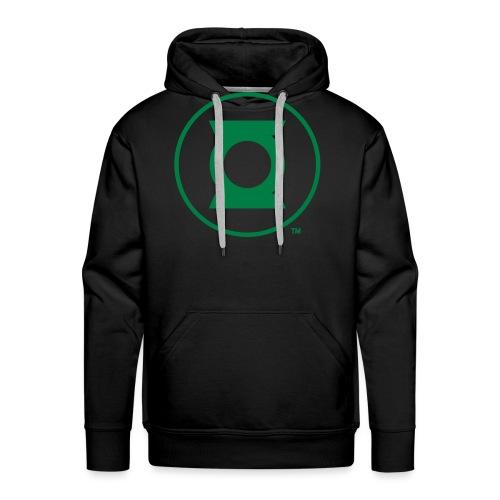 Green Lantern Logo Flex - Männer Premium Hoodie