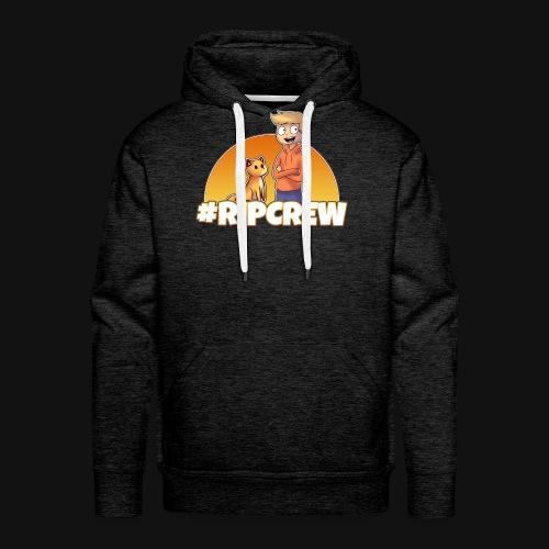 Rippelz - #RIPCrew - Männer Premium Hoodie