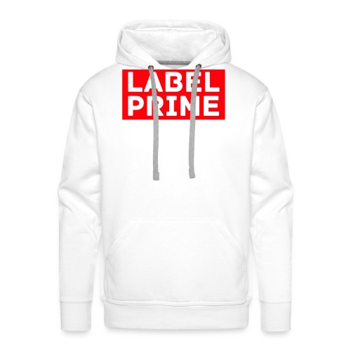 LABEL - Prime Design - Men's Premium Hoodie
