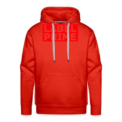 LABEL - Prime Design - Men's Premium Hoodie