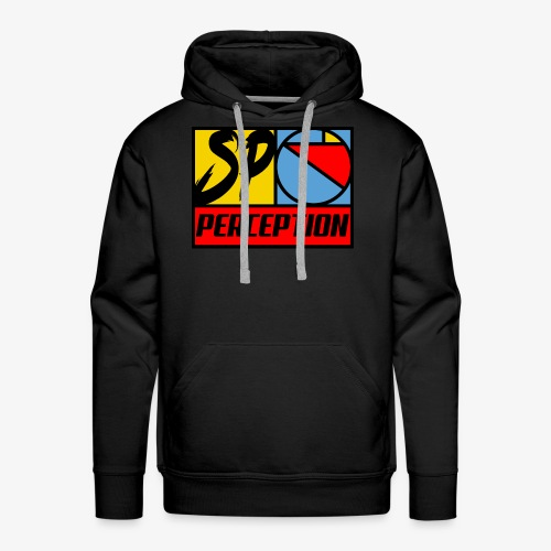 SP RETRO 2019 - PERCEPTION CLOTHING - Sweat-shirt à capuche Premium pour hommes
