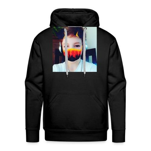 DNLCOOLGAMES computer muismat - Mannen Premium hoodie