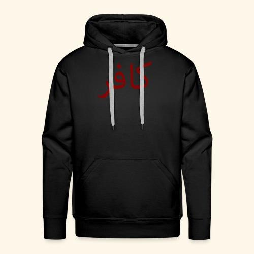 kafir t shirt png - Men's Premium Hoodie