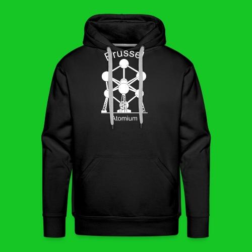 Atomium Brussel - Mannen Premium hoodie
