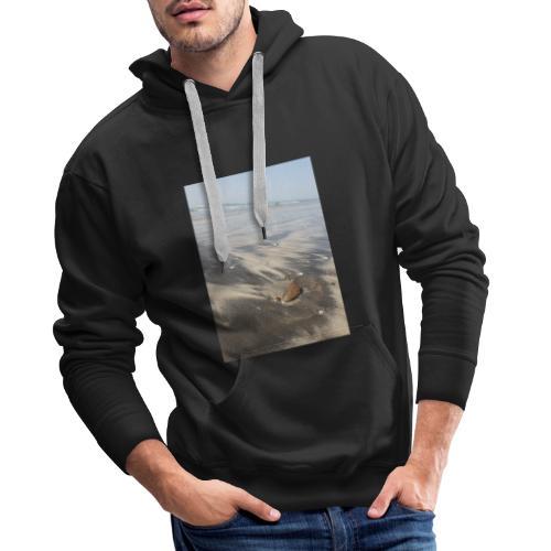 Strive for power - strand - Mannen Premium hoodie