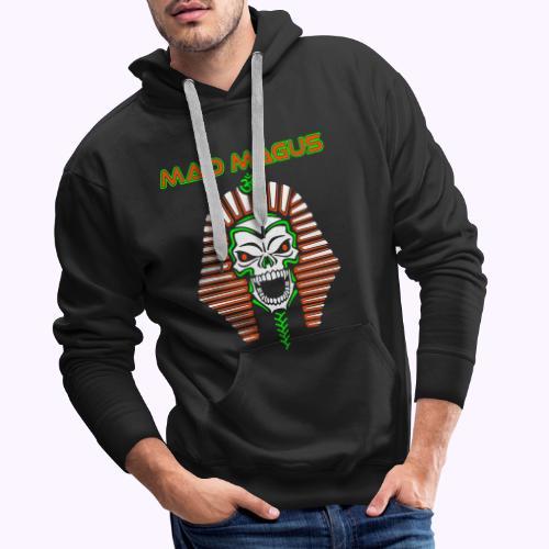 camisa de mago loco - Sudadera con capucha premium para hombre