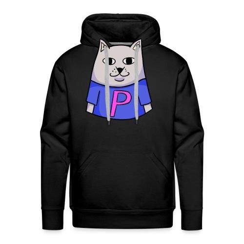 Pussykatze - Herre Premium hættetrøje
