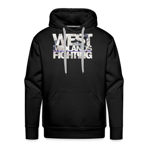 WMF low poly light - Men's Premium Hoodie