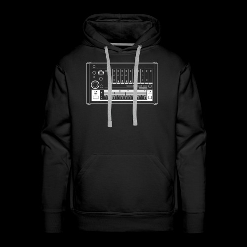 808 Line - Men's Premium Hoodie