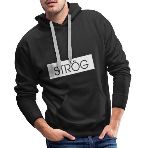 STROeG - Premiumluvtröja herr