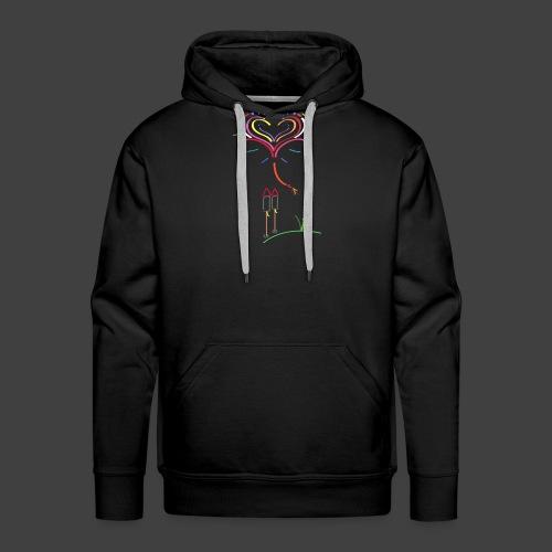 Feuerwerk - Männer Premium Hoodie