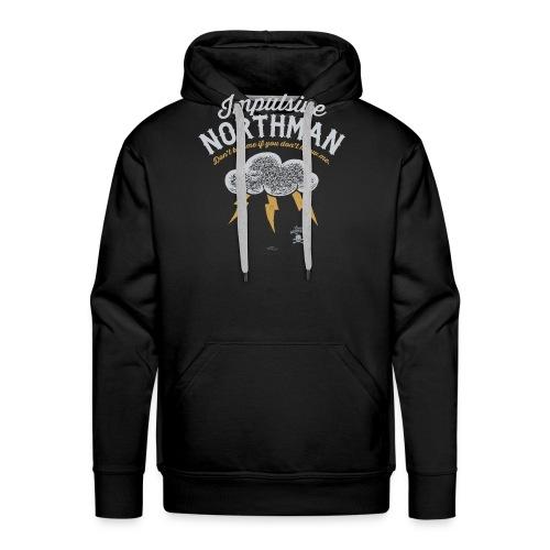 Impulsive Northman - Herre Premium hættetrøje