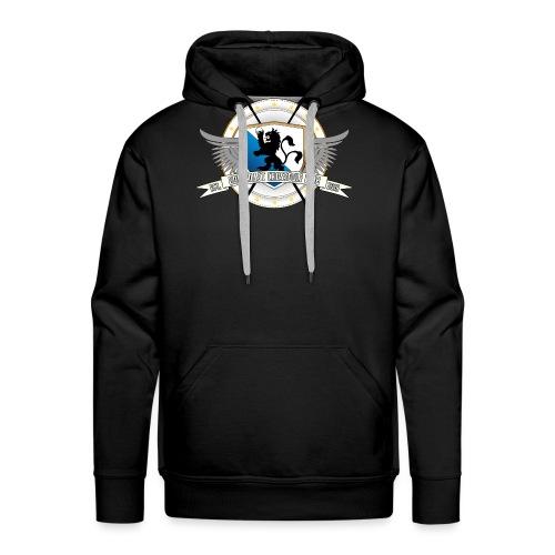 Goldcoast Crossgolf Club Logo - Männer Premium Hoodie