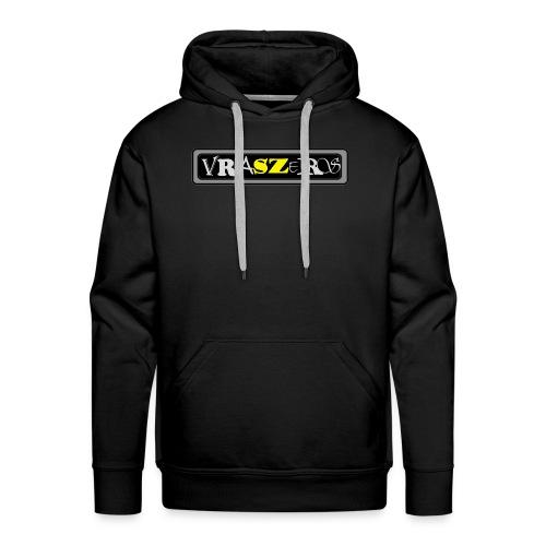 Vraszers - Sudadera con capucha premium para hombre