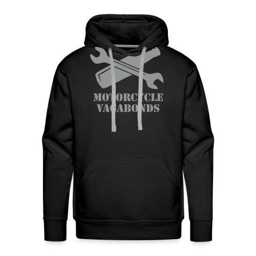 Motorcycle Vagabonds V1 - Men's Premium Hoodie