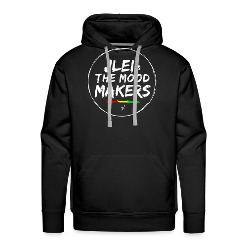 Jlei & The Mood Makers Bandlogo - Männer Premium Hoodie