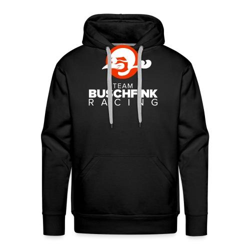 Team Buschfink Logo On Dark - Men's Premium Hoodie