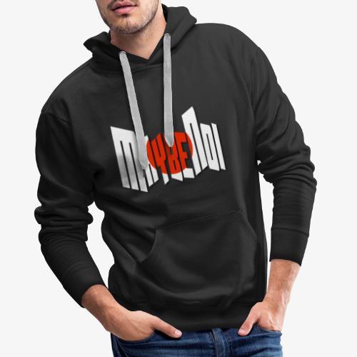 Japanese Logo - Männer Premium Hoodie
