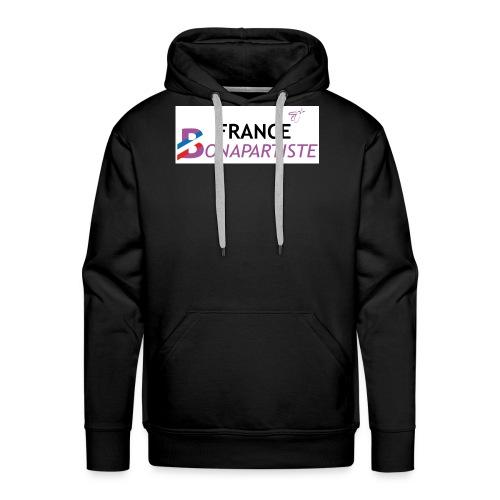 1 logo FB 2016 HD OK - Sweat-shirt à capuche Premium pour hommes