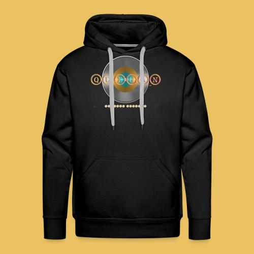 Quegan limited edition - Sweat-shirt à capuche Premium pour hommes