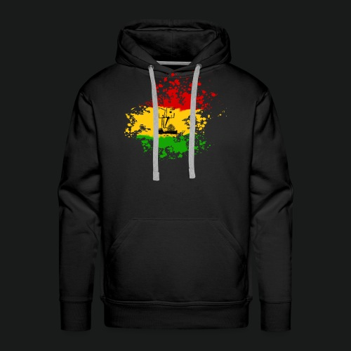 dc_10_logo_rastanew_passe - Männer Premium Hoodie