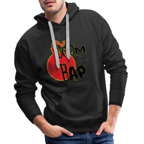 Boom Bap - Men's Premium Hoodie