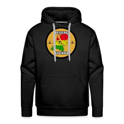 reggae agenda PSD web 2017 PNG - Mannen Premium hoodie