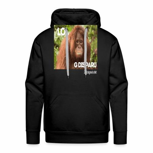 Lol G Disparu - Sweat-shirt à capuche Premium pour hommes