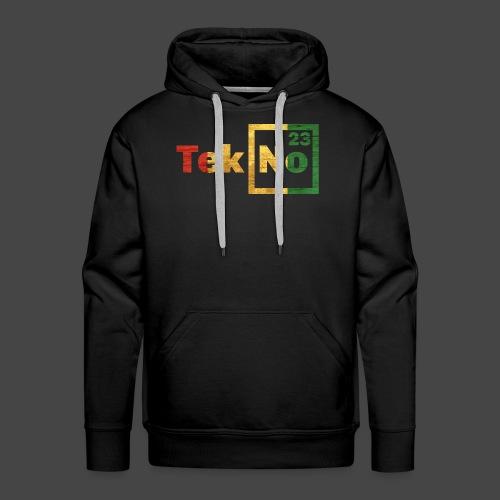 RYG TEKNO 23 - Sweat-shirt à capuche Premium pour hommes