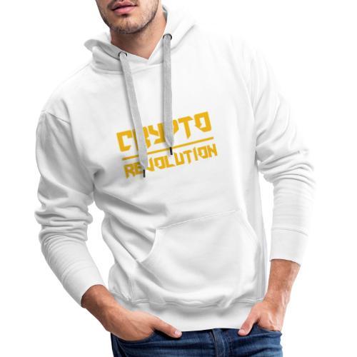 Crypto Revolution III - Men's Premium Hoodie