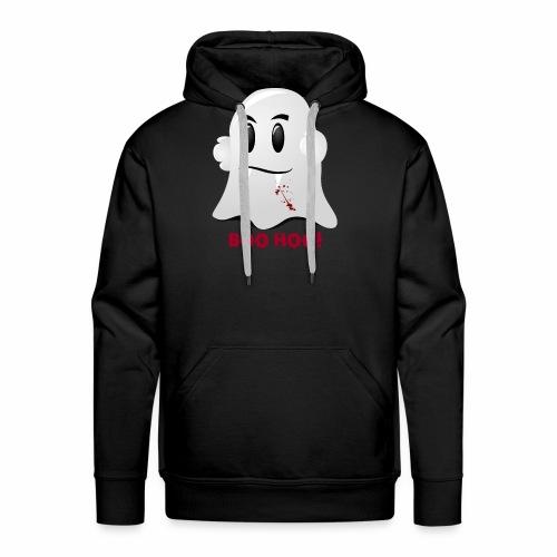 bloody ghost - Sweat-shirt à capuche Premium pour hommes