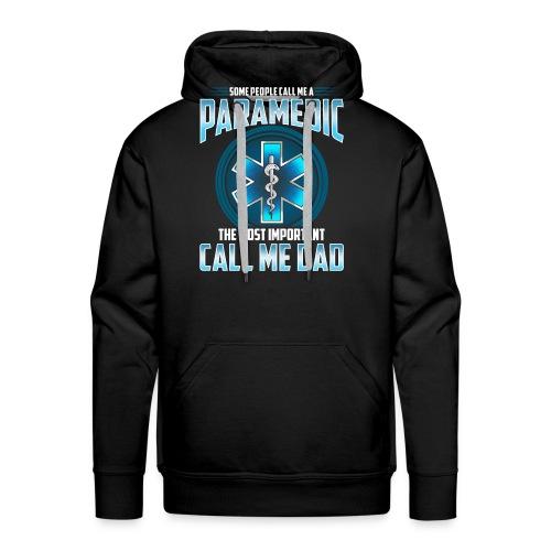 Paramedic Dad Shirt - Men's Premium Hoodie