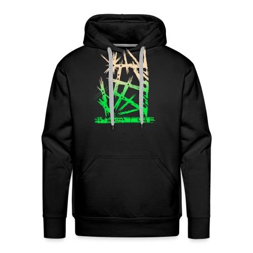 Redy17-lm! - Sweat-shirt à capuche Premium pour hommes