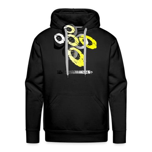 Anif5-lm! - Sweat-shirt à capuche Premium pour hommes
