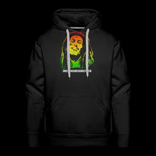 King of Reggae - Männer Premium Hoodie