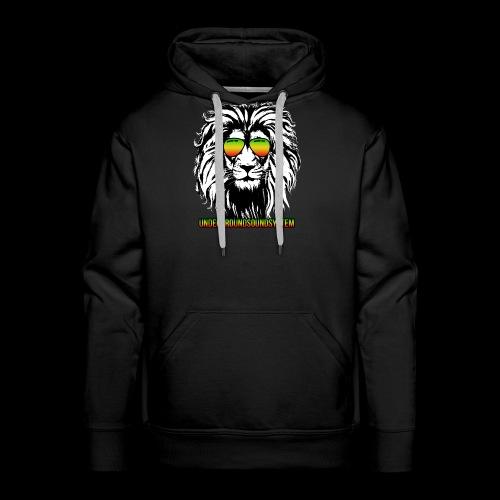 RASTA REGGAE LION - Männer Premium Hoodie