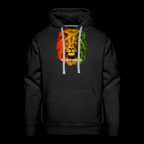 THE LION OF JUDAH - Männer Premium Hoodie