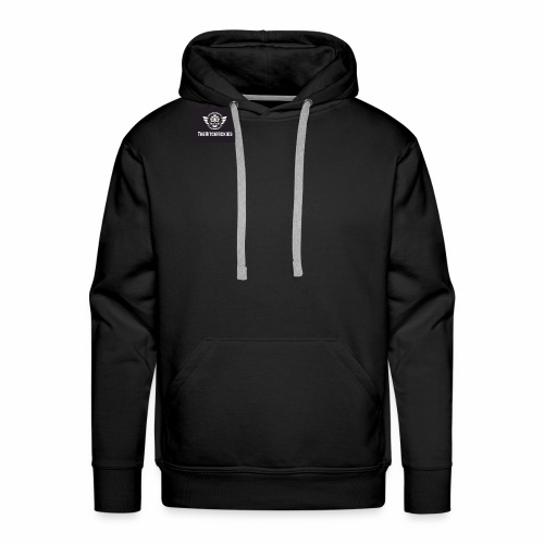 TheHitchHickies (In Black) - Men's Premium Hoodie