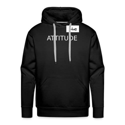 The Attitude - Style - Männer Premium Hoodie