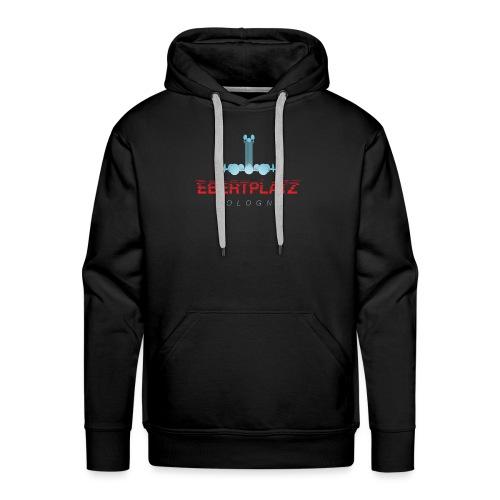 EBERTPLATZ Cologne - Männer Premium Hoodie